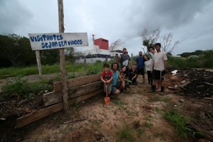 Horta do Pacuco no Campeche